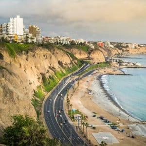 Mejor zona para alojarse en Lima - Miraflores