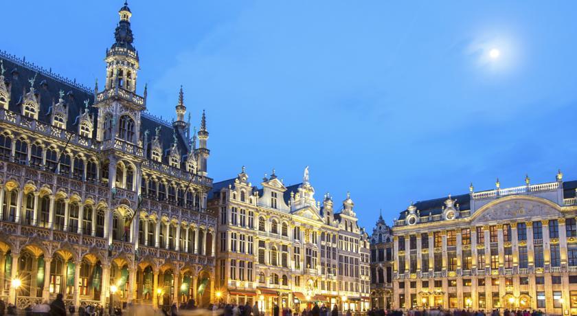 Dónde dormir en Bruselas - Centro