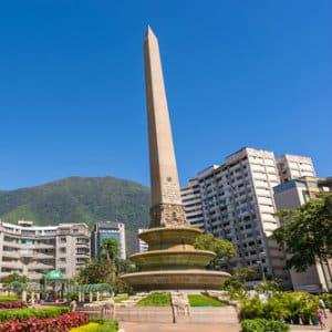 Zona más segura de Caracas - Altamira
