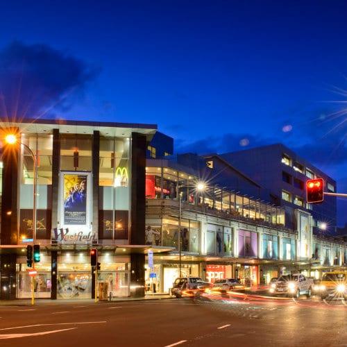 Dormir en Auckland - Newmarket