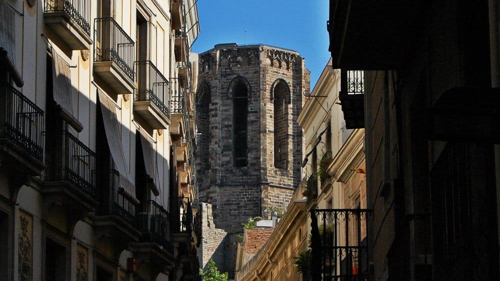 Barrio Gótico de Barcelona - Dónde dormir en Barcelona
