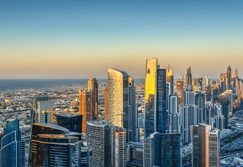 Mejores zonas para dormir en Dubái - Dubai Business Bay
