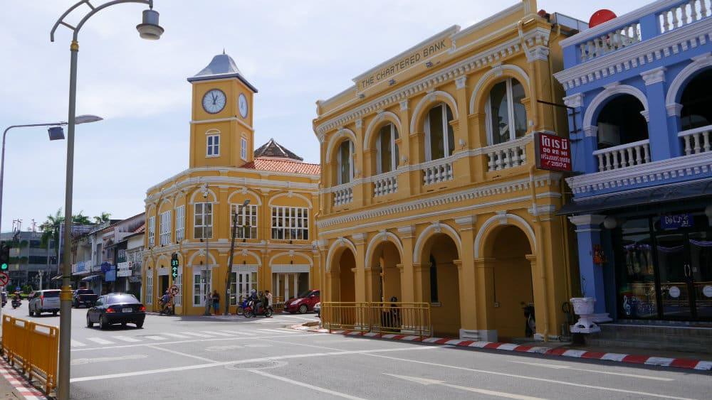 Phuket Town Centro