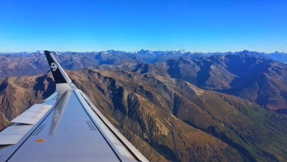 Ruta por la Isla Sur de Nueva Zelanda