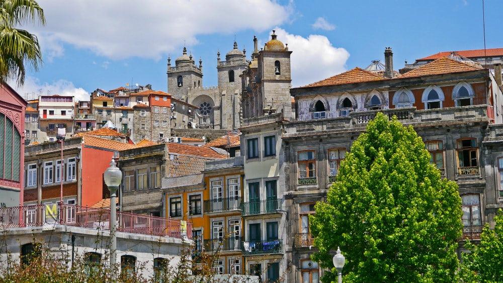 Dónde dormir en Porto - Sé - Barrio de la Catedral
