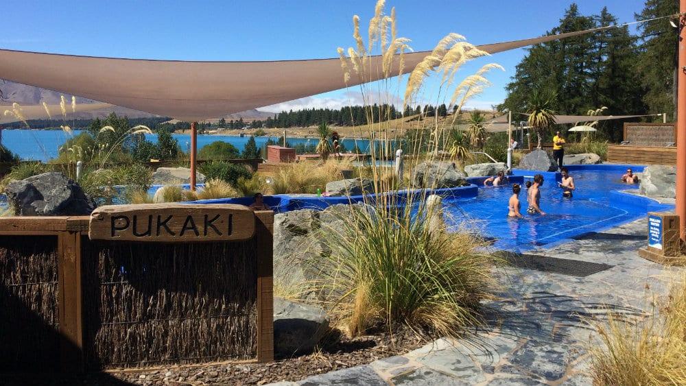 Tekapo Springs - Piscinas de agua climatizada
