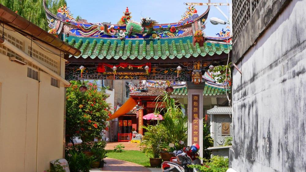 Templo chino Phuket Town