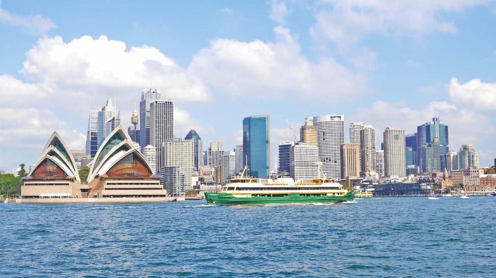 Dónde alojarse en Sydney - CBD