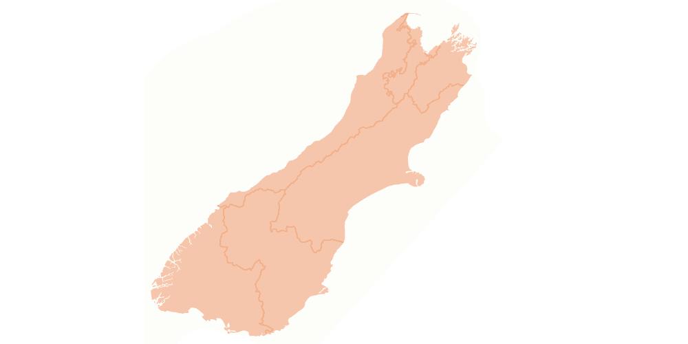 Guía de la Isla Sur de Nueva Zelanda
