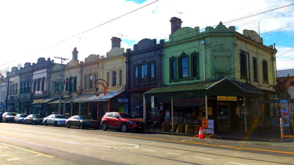 Mejores zonas para alojarse en Melbourne, Australia - Fitzroy