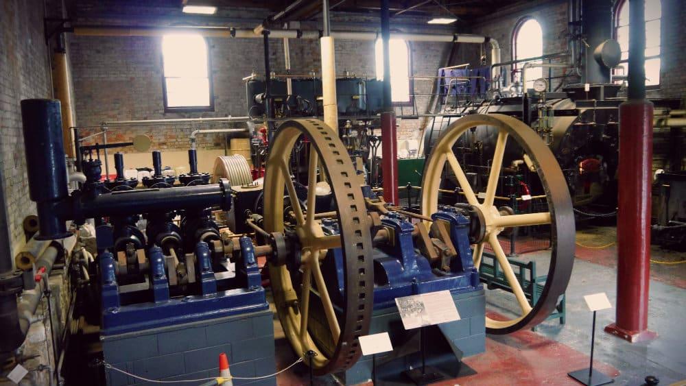 Maquinas de vapor