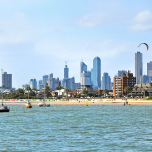 St Kilda Beach - Atracciones de Melbourne