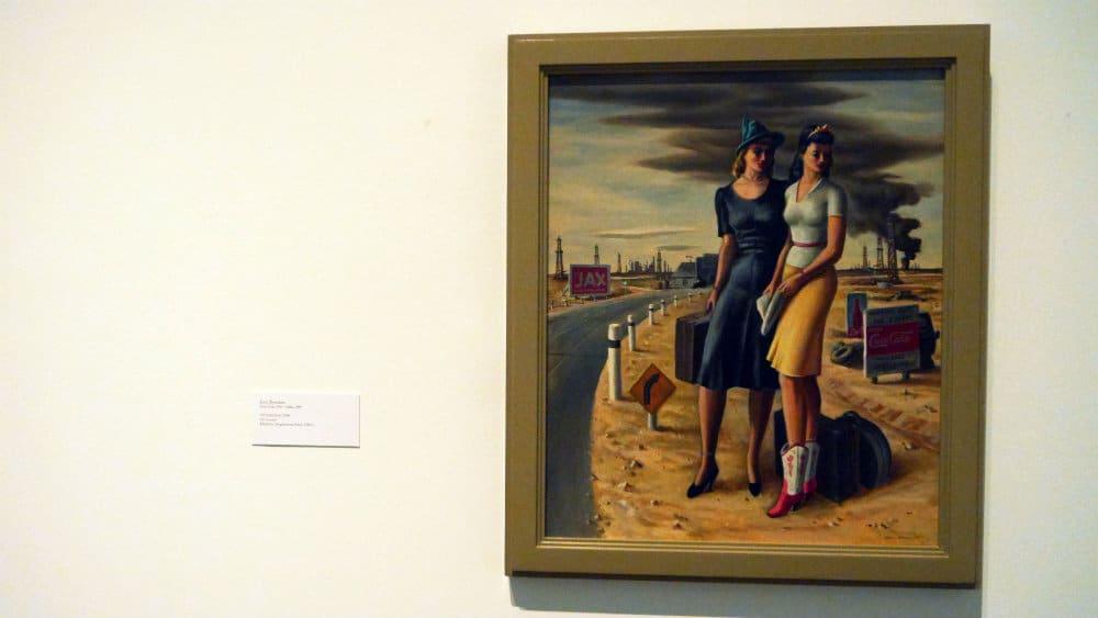 Arte contemporáneo americano en el Blanton Museum of Art