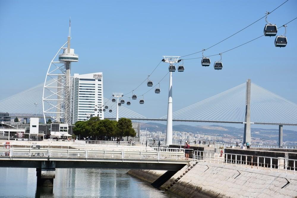 Mejores zonas para alojarse en Lisboa - Parque de las Naciones