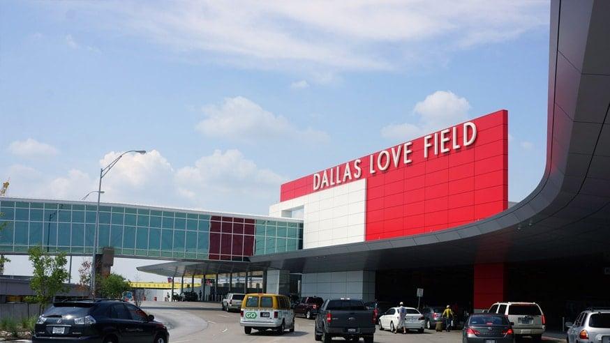 Mejores zonas para dormir en Dallas - DAL airport