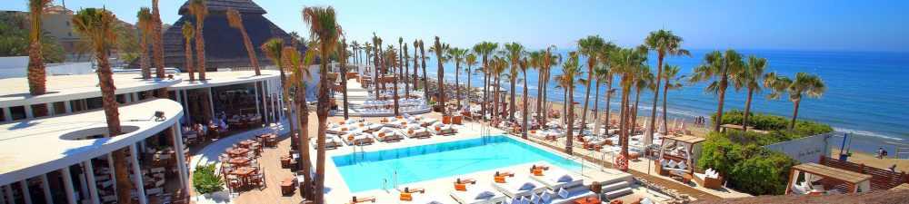 Nikki Beach Marbella - Playas de la provincia de Málaga