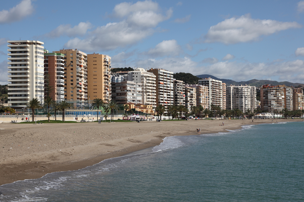 Playa de La Caleta - Málaga