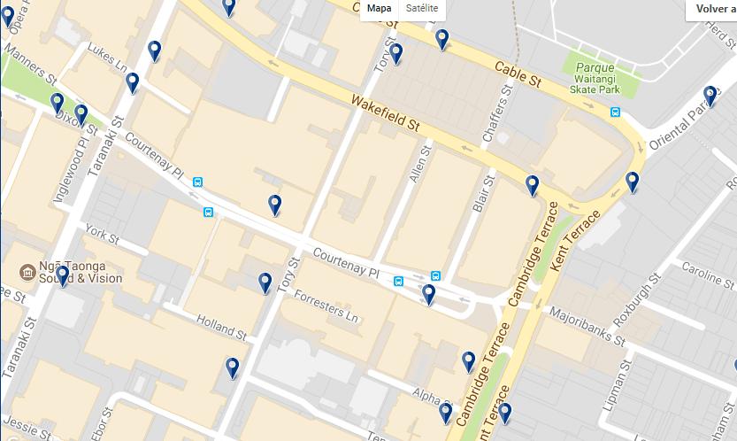 Wellington Courtenay Place - Haz clic para ver todos los hoteles en esta zona