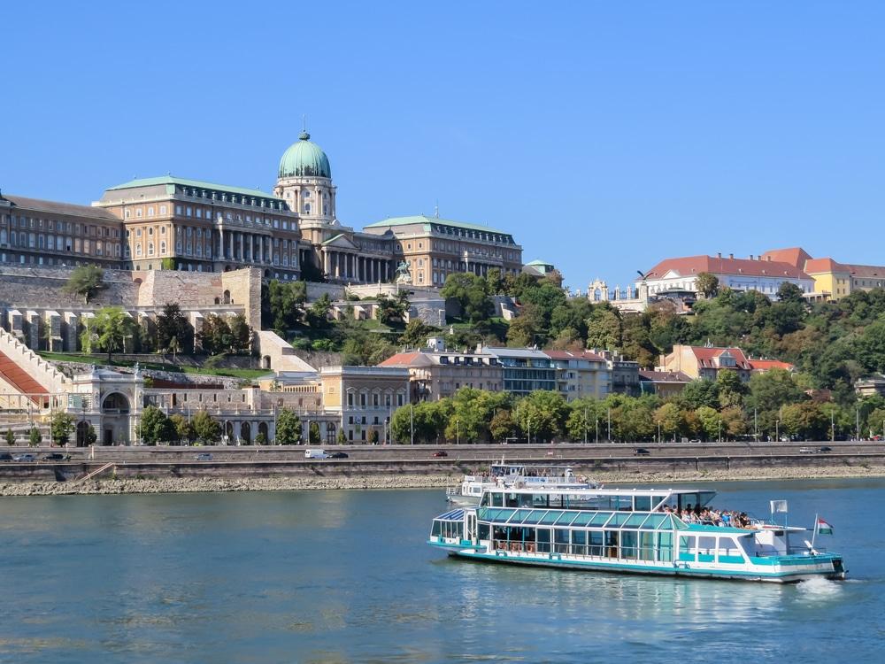 Dónde alojarse en Budapest - Budavári