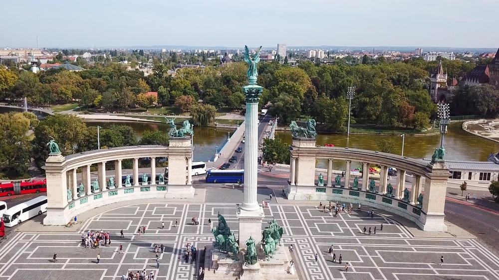Dónde dormir en Budapest - Centro