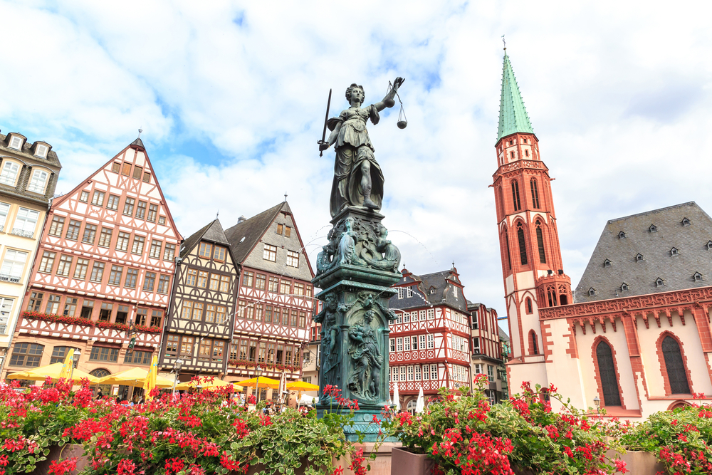 Dónde dormir en Frankfurt - Zentrum-Altstadt