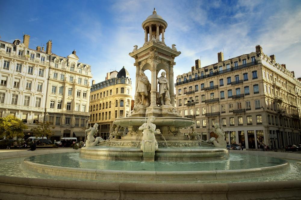 Dónde dormir en Lyon - La Presqu'Ile