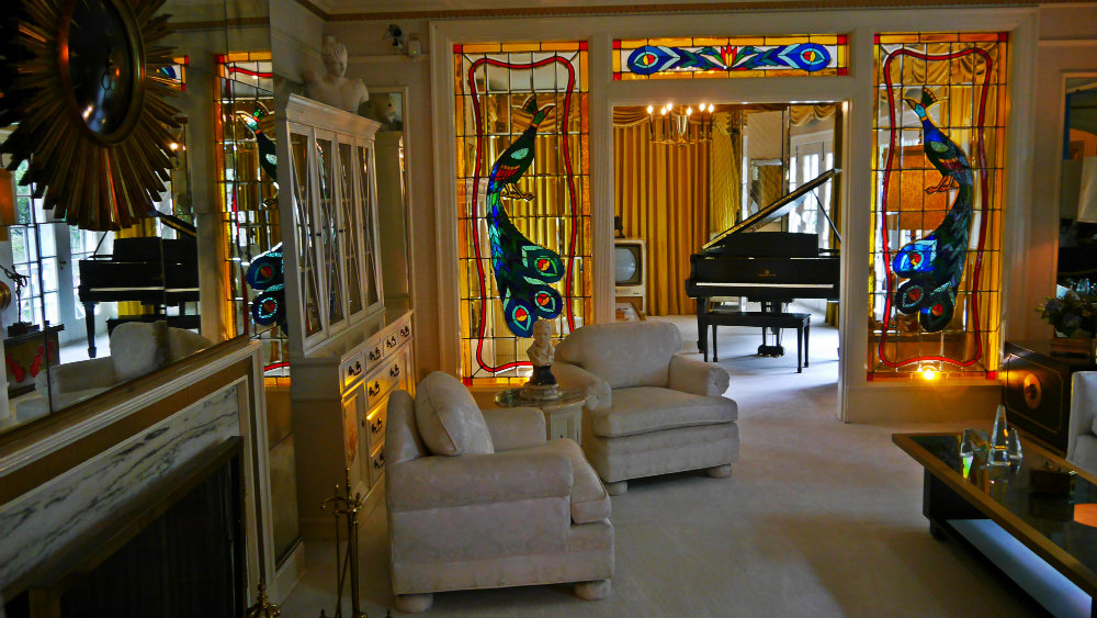 Graceland - Salón principal
