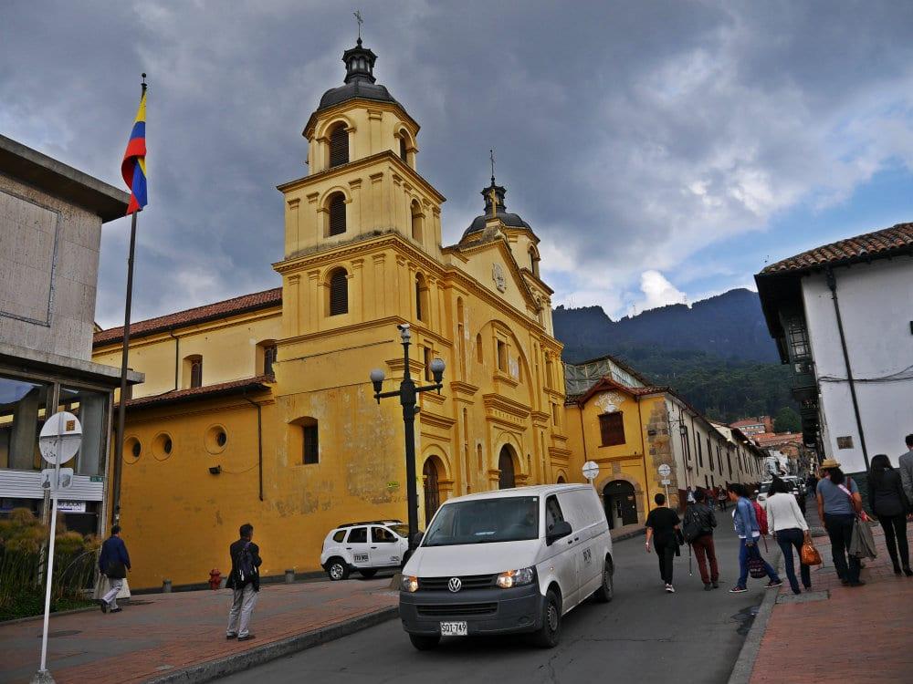 Iglesia de la Candelaria - Bogotá