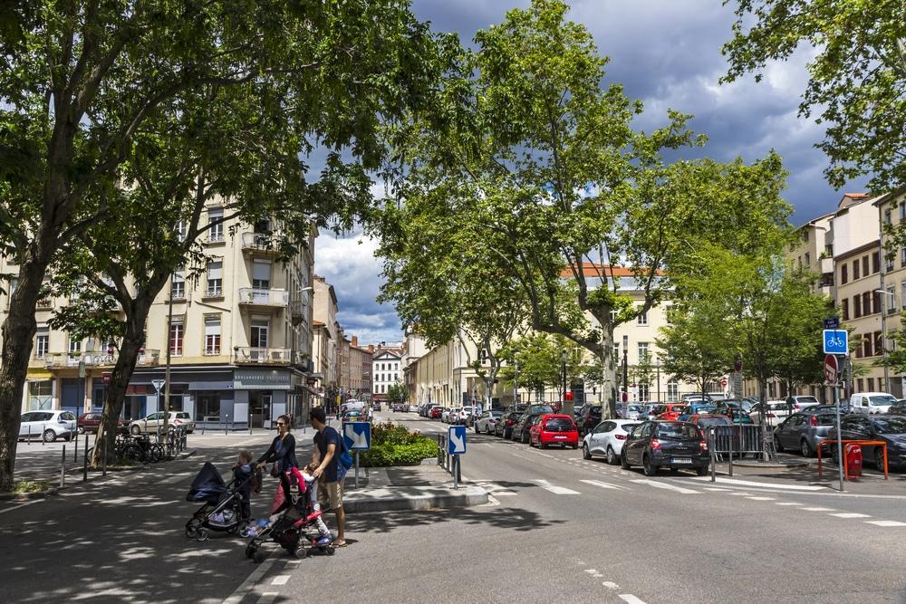 Mejores barrios para hospedarse en Lyon - 7th arrondissement