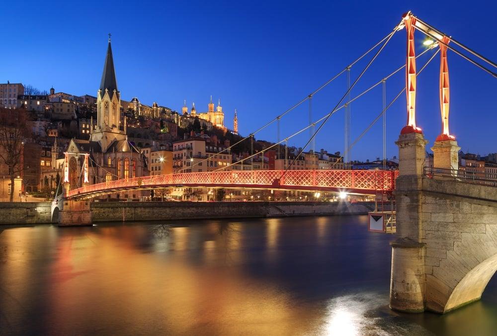 Mejores zonas donde dormir en Lyon - Vieux Lyon