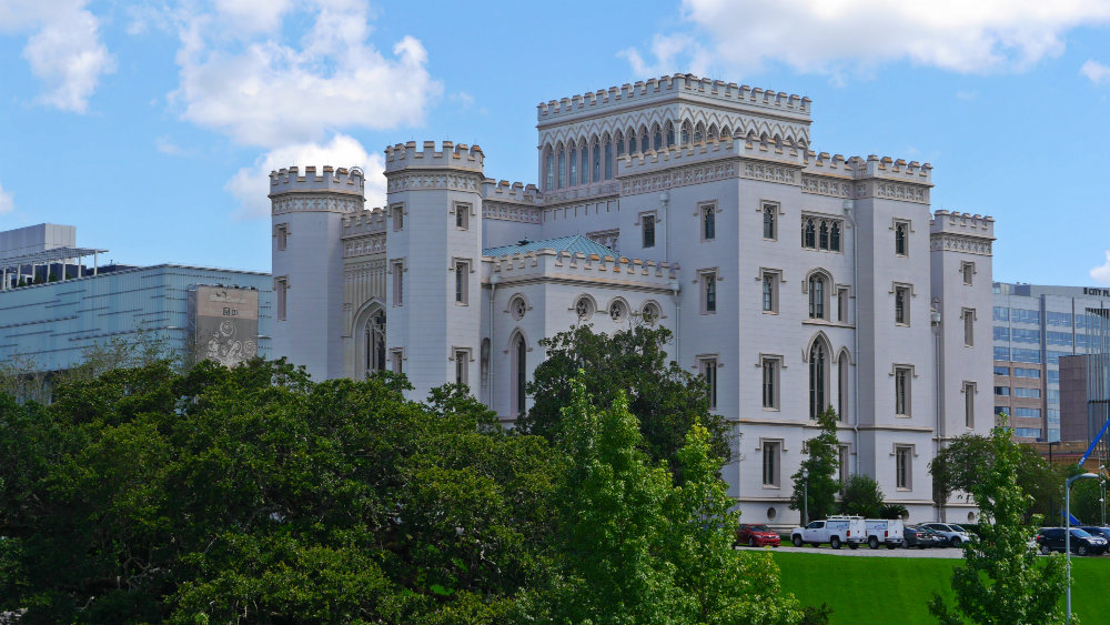 Antiguo Capitolio de Luisiana