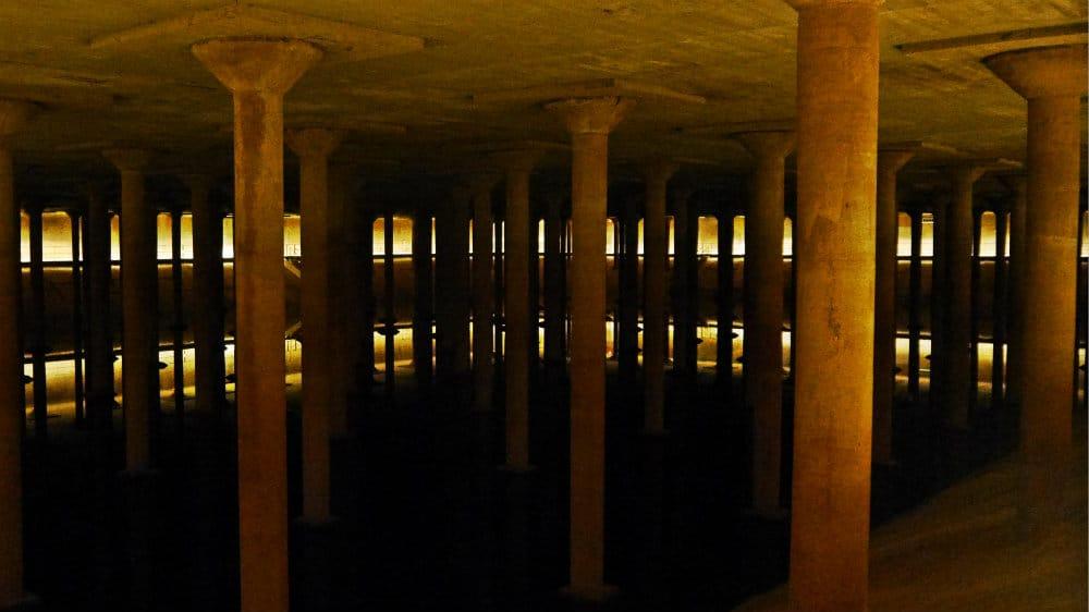 Atracciones de Houston - Cisterna