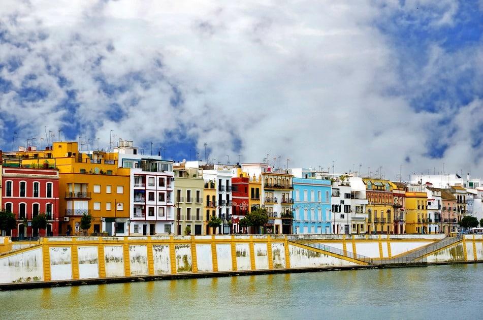 Mejor barrio para alojarse en Sevilla - Triana