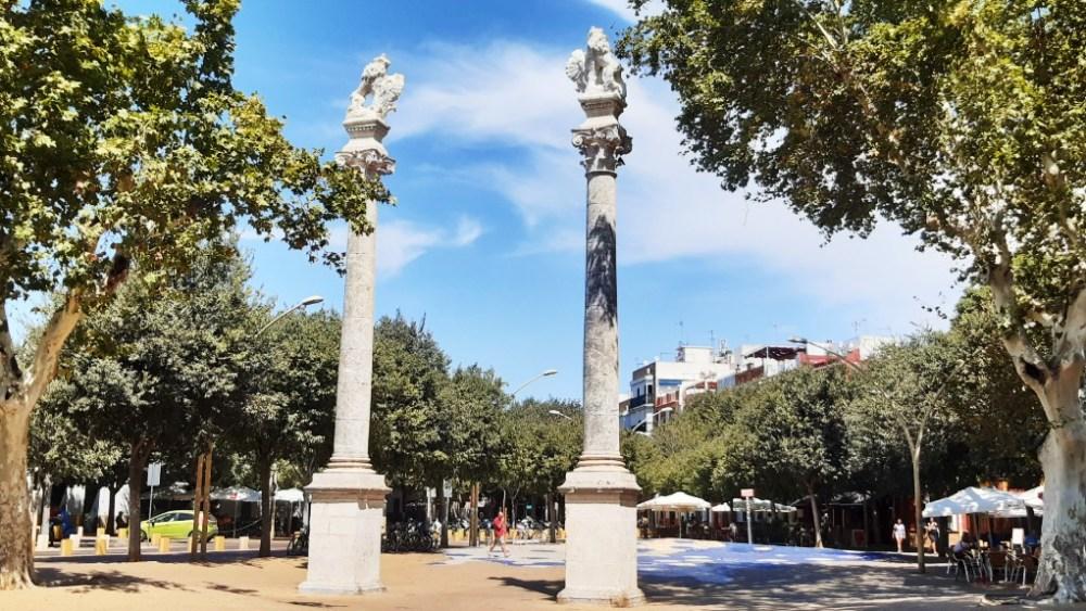 Mejores zonas donde dormir en Sevilla - Cerca de la Alameda de Hércules