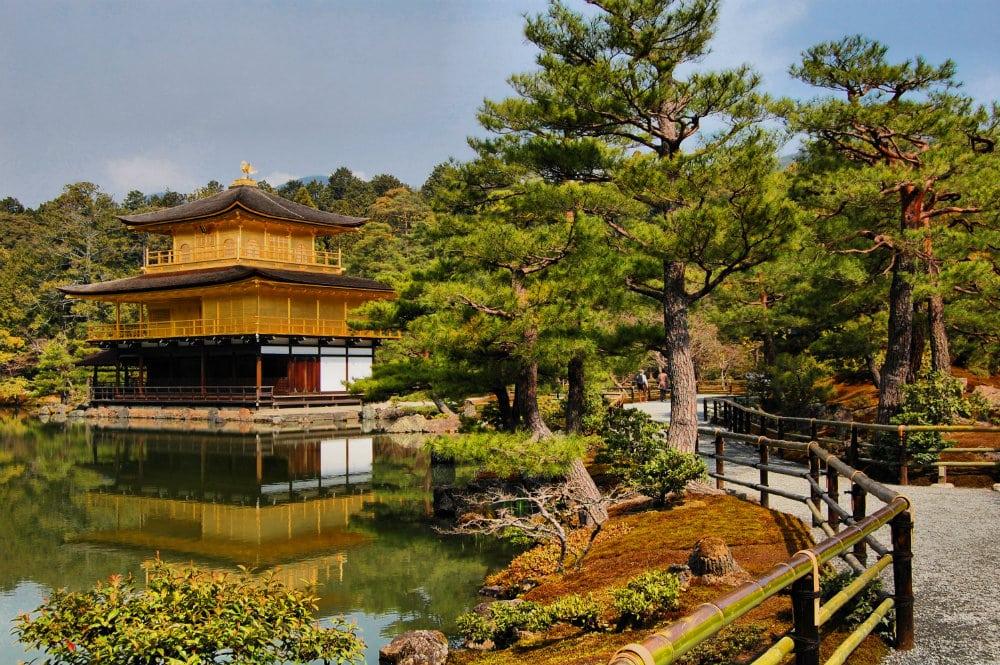 Viajar a Kioto en Primavera
