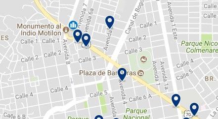 Cúcuta - Terminal - Haz clic para ver todos los hoteles en un mapa