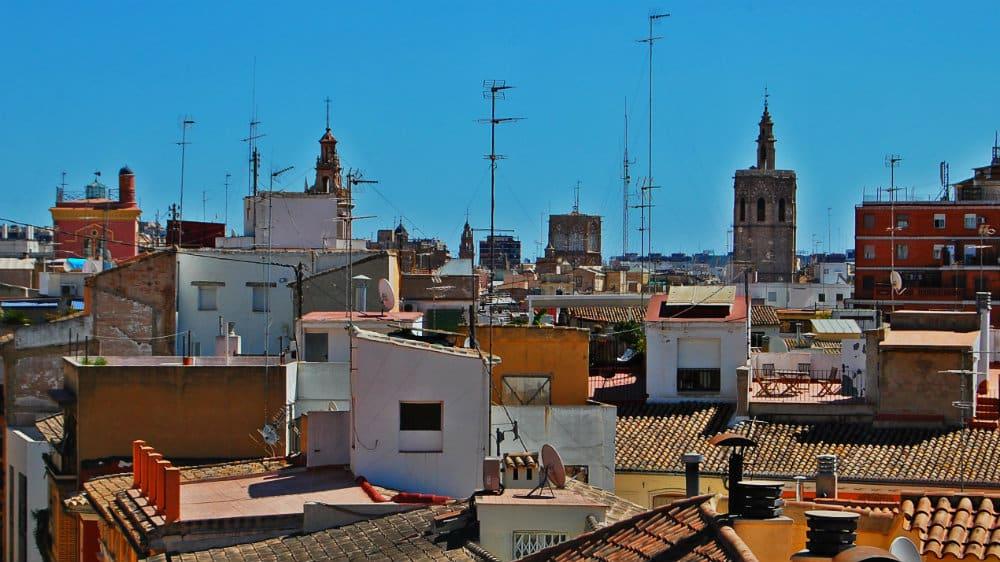 Dónde dormir en Valencia - Ciutat Vella