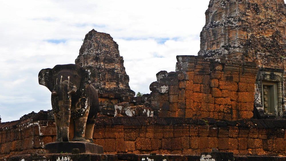 Eastern Mebon - Templos imprescindibles de Angkor Wat