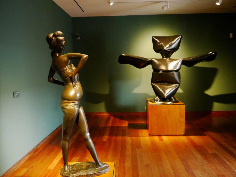 Esculturas del Museo Botero