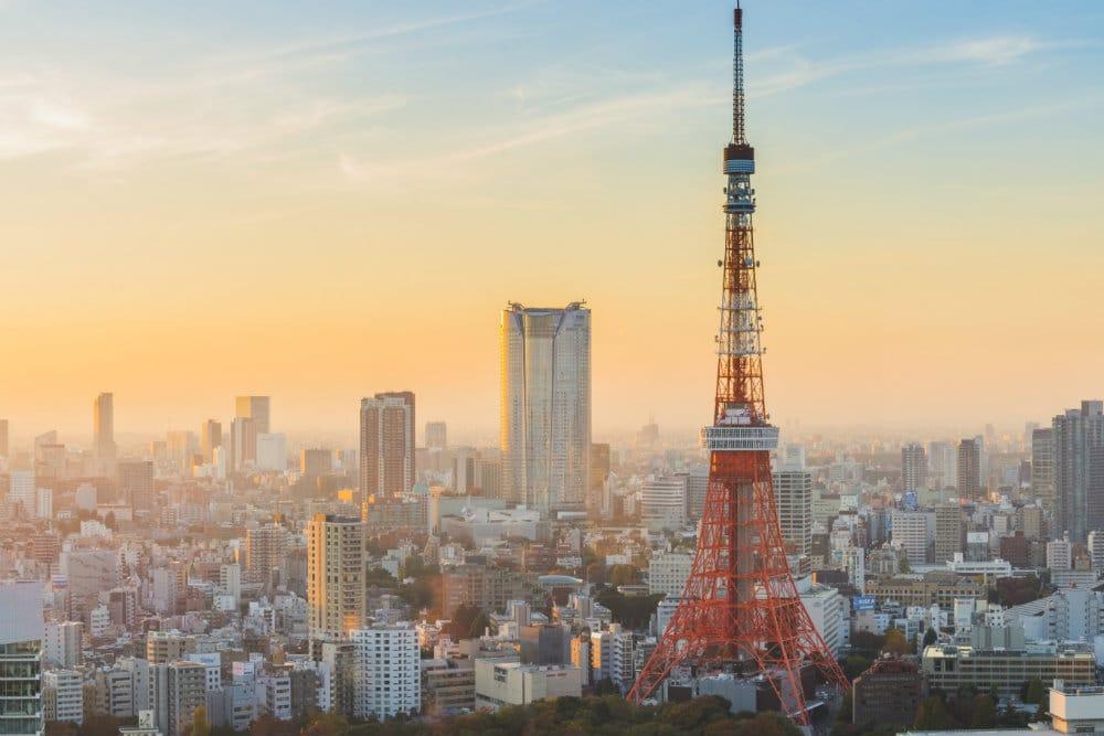 Mejores zonas donde hospedarse en Tokio - Minato