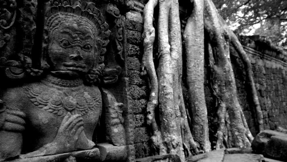 Preah Khan - Templos de Angkor Wat