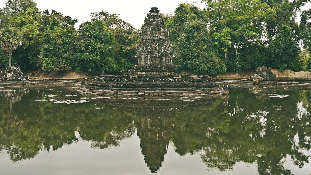 Preah Neak Poan - El templo de la isla - 10 Templos que visitar en ANgkor