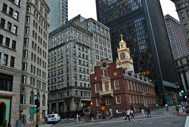 Qué ver en Boston - Old State House
