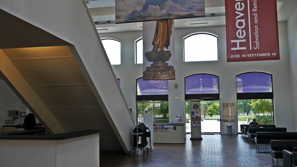 San Antonio Museum of Art - Vestíbulo