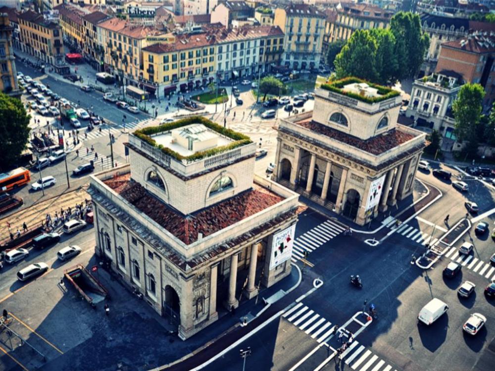 Alojarse cerca de Porta Venezia, una de las mejores zonas donde dormir en Milán