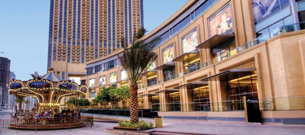 Shopping en Dubái - Dubai Marina Mall