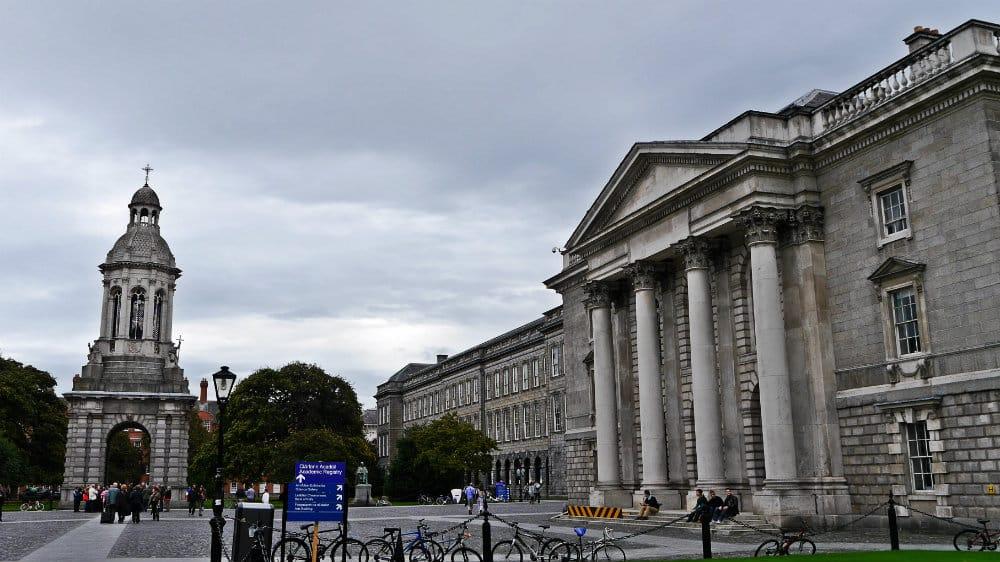 Trinity College - Atractivos que ver en Dublín, Irlanda
