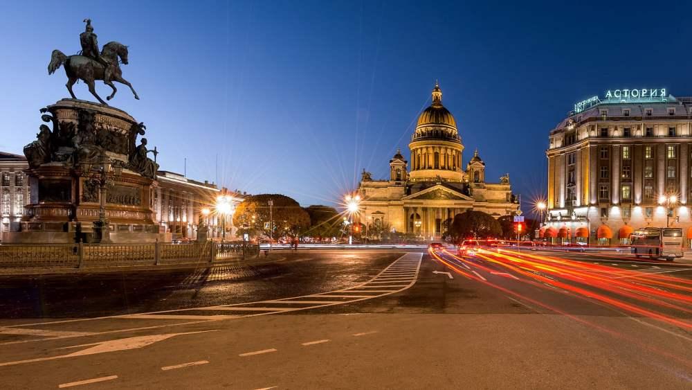 Mejores zonas para alojarse en San Petersburgo - Tsentralny District