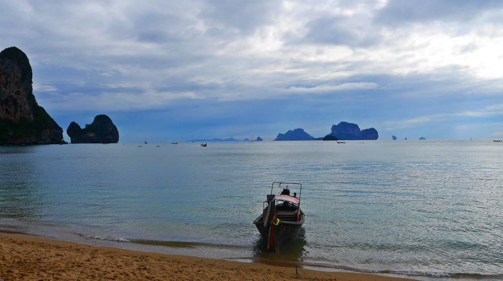 Qué ver Railey, Tailandia