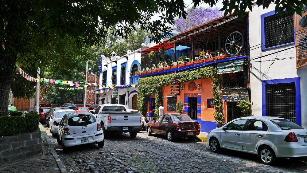 Coyoacán - Dove alloggiare a Città del Messico